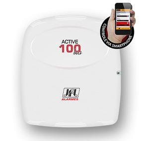 Central De Alarme Monitorável Active 100 Bus Jfl