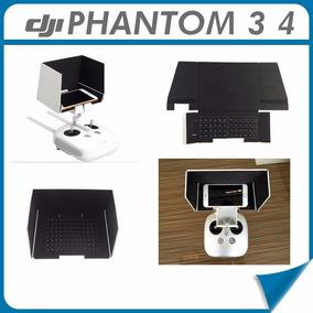 Protetor De Sol Phantom 3 4 Pro 5,5 Polegadas iPhone 5 6 7