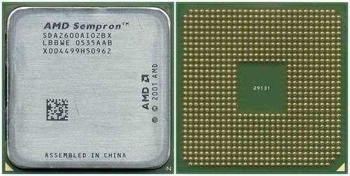 Processador 1.8ghz Amd Sempron Socket 754. Envio Td.brasil