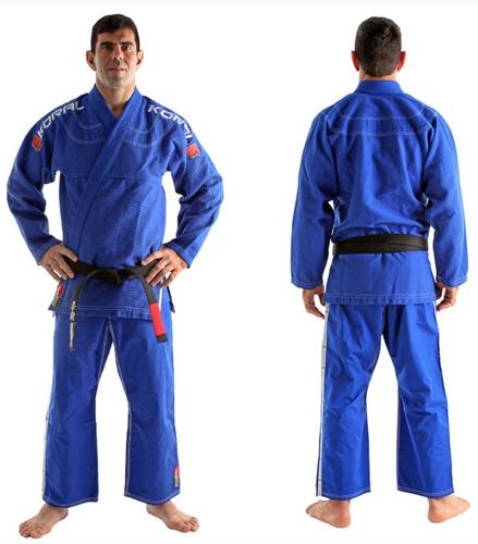 Kimono Novo Classic Koral Azul