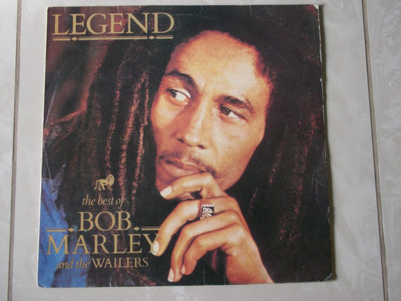 Lp Bob Marley And The Wailers: Legend 1994