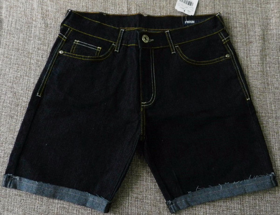 028 - Bermuda Feminina Jeans Forum - Tamanho 42 - Promoção