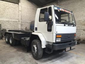 Ford Cargo 1416 Año 2000 Balancin Con Equipo Roll Off