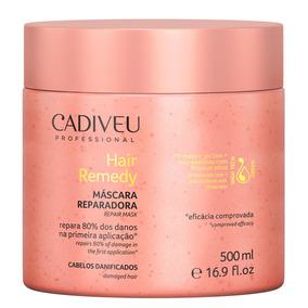 Cadiveu Hair Remedy - Máscara Capilar 500ml