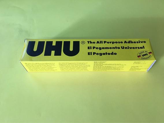 Adhesivo Uhu Universal 125 Ml (10 Unidades)