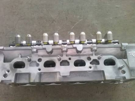 Cabeçote Motor Strada Punto Idea Palio 1.8 16v Etorq Std
