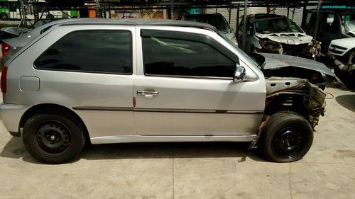 Pecas Gol Cl 1.8  - 97 - Motor Ap - Sucata