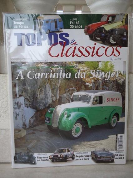 Topos & Classicos N°136 Morris Van 1947 Mgb Umm Miniaturas