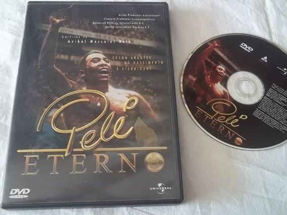 * Dvd - Pelé Eterno - Documentário