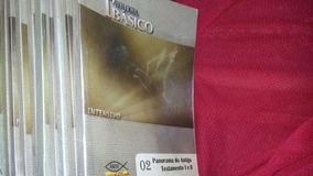 Teologia Básico Livros Usados Curso Completo 10 Revistas