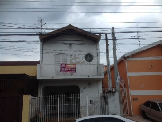Casa Comercial Em Campinas - Sp, Ponte Preta - Ca00794
