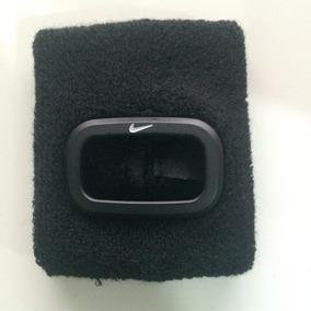 Pulseira Preta Nova P/ Relógio Nike Cuff Importada Ac Trocas