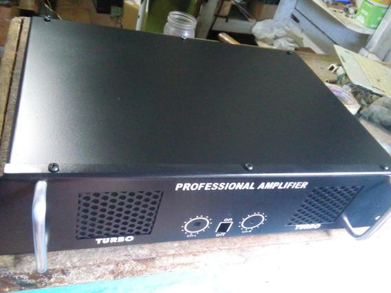 Gabinete Vazio P/ Amplificador Novo