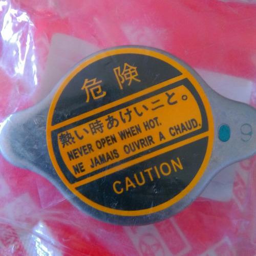 Tapa De Radiador Autana Burbuja Dyna Toyota Original