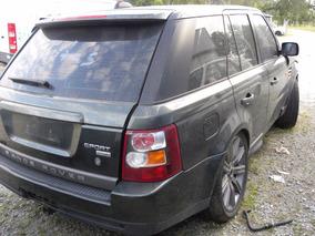 Sucata Range Rover Sport V8 Diesel 2008