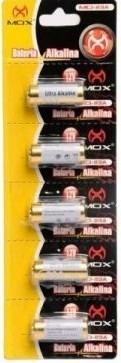 Bateria Alcalina Mox Mo-23a 12v Ou Similar Emb.c/ 5 Unidades