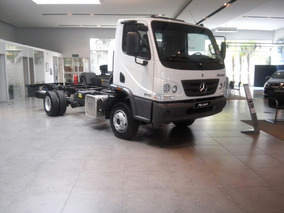 Mercedes Benz Accelo 815 Okm Financiado