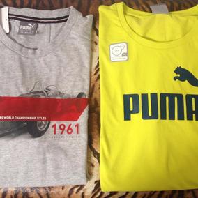 Camisetas Oficial Puma, Produto Autentico.