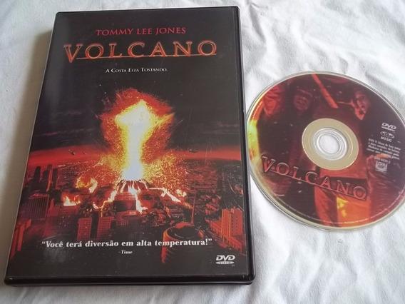 * Dvd - Volcano - A Costa Está Tostando - Tommy Lee Jones