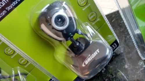 Lote De 02 Webcam Bright