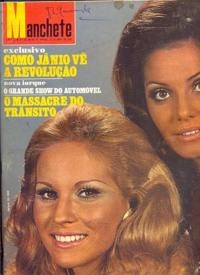 Manchete Nº 992 - 24.04.71 - Pernambuco / José Lewgoy/