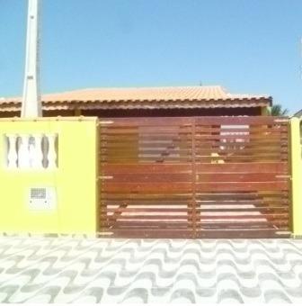 Casa Em Mongaguá, Minha Casa Minha Vida - 1165