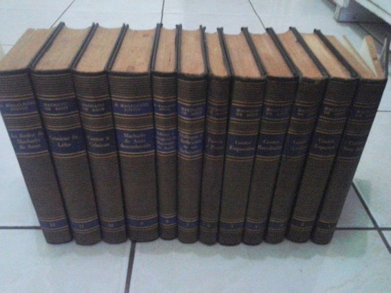16 Livros De Machado De Assis