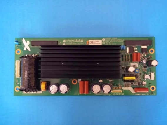 Placa Z-sus X-main Tv Lg 42pc5rv Ebr37866502 Eax37799802
