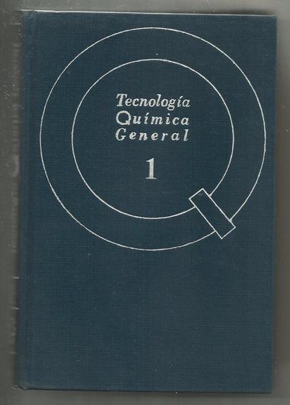 Tecnologia Química General - Vol.1 - I. Mujlionov