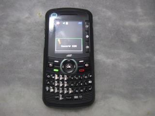 Celular Motorola .i465 No Estado (leia Todo Anuncio)