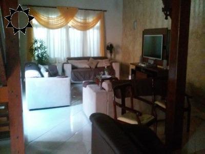 Casa Residencial Em Mogi Das Cruzes - Sp, Vila Jundiai - Ca09167