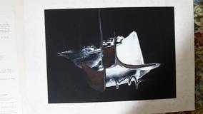 Quadro Moderno, Óleo Sobre Cartão - Fabio Pace - 29,7 X 21cm