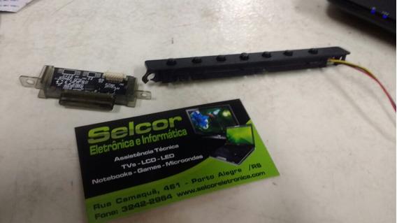 Teclado Função + Sensor H-buster Hbtv-32l07hd