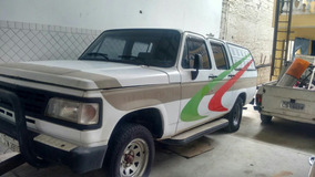 Gm Veraneio 1992 Diesel (motor Desmontado, Faltando Peças)