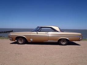 Dodge Polara 1964 V8 Automático - Original!