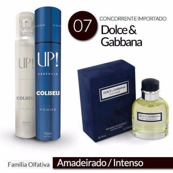 Essências De Perfumes De Importados Concorr.(dolce & Gabban)
