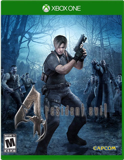 Resident Evil 4 Hd Fisico Nuevo Xbox One Dakmor