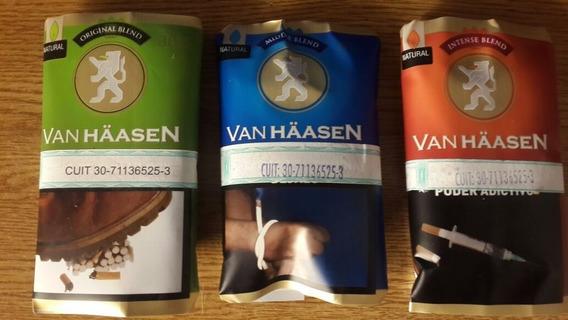 Tabaco Para Armar Van Haasen
