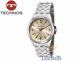 Relógio Technos 2035mdj/0x Masculino Aço