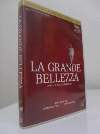 La Grande Bellezza (duplo)- Sorrentino - Original, Importado