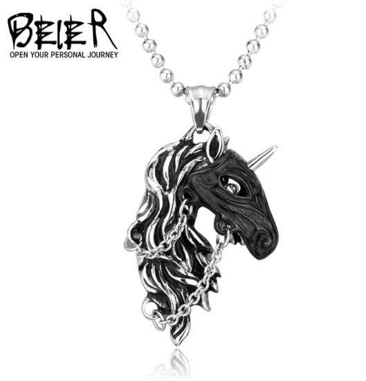 Collar Unicornio Pastelgoth Nugoth Dark Gotico Moda