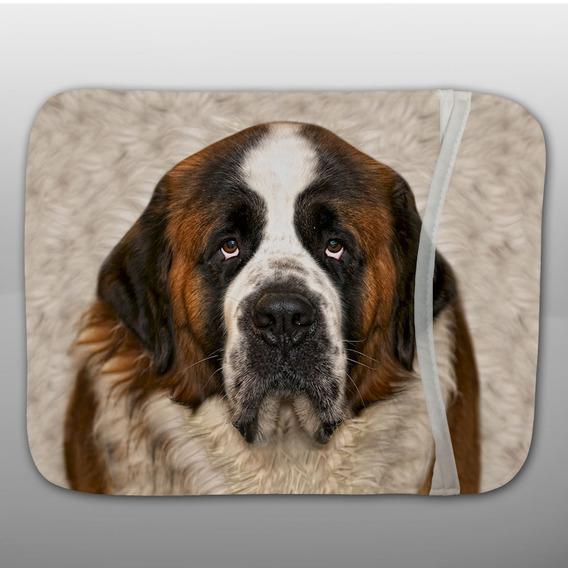 Case iPad Cachorro São Bernardo