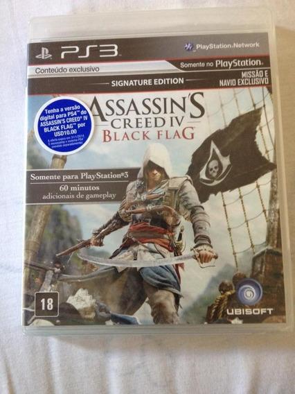 Assassins Creed Blackflag Para Sony Playstation 3 Ps3