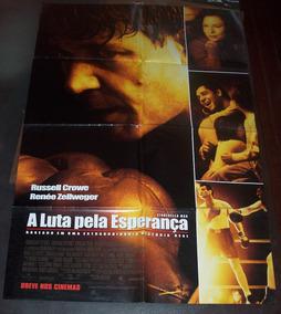 Cartaz/poster Cinema Filme A Luta Pela Esperança