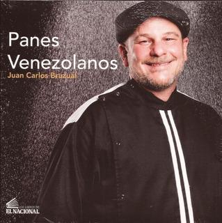 Panes Venezolanos. Recetas Fáciles. Cocina. Libro