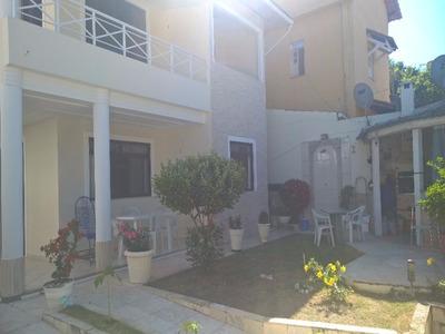 Casa Em Condomínio Residencial Em Lauro De Freitas - Ba, Praia Ipitanga - Ca01281