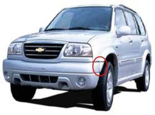 Extension Para Chevrolet Grand Vitara Buches Modelo Original