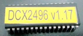 Memória Flash Eprom Firmware Dcx2496 Behringer V1.17 A29040b