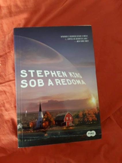 Livro Stephen King Sob A Redoma