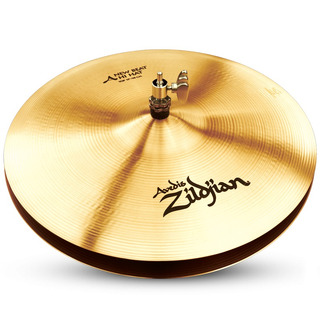 Zildjian A0136 Pair 15 Serie A New Beat Hi Hats Platillo